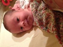 Svetlana's baby