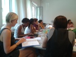 with the IWRAW training group for CEDAW